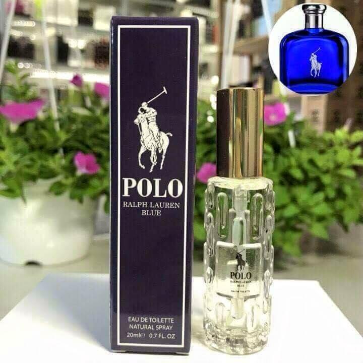 Nước Hoa Nam Polo Black 20ml