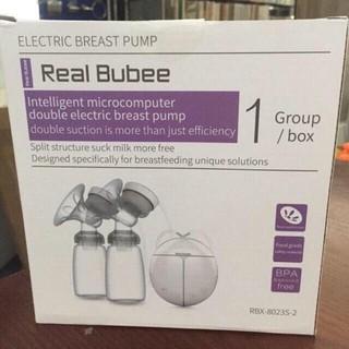 Máy hút sữa điện đôi Real Bubee chính hãng