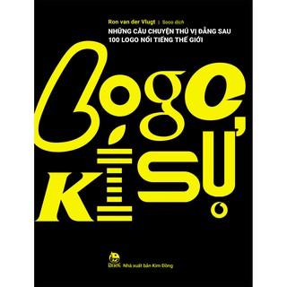 Sách - Logo Kí Sự Những Câu Chuyện Thú Vị Đằng Sau 100 Logo Nổi Tiếng Thế Giới thumbnail