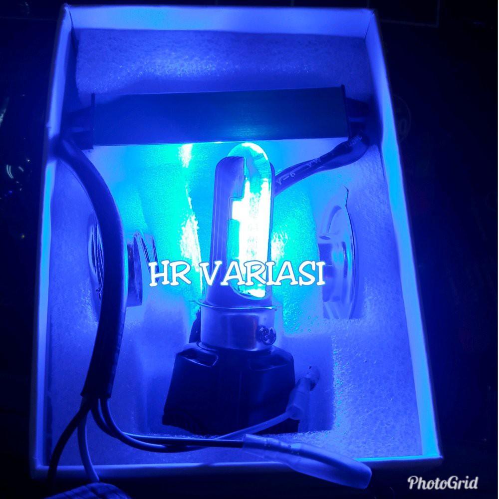 Đèn Pha Led 4 Mắt 40w Màu Sắc Chất Lượng Cao Cho Xe Mô Tô M02k giá cạnh  tranh