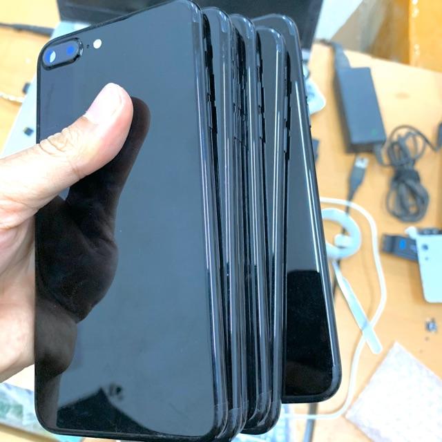 Cụm lưng iphone 7plus đen bóng,đẹp keng