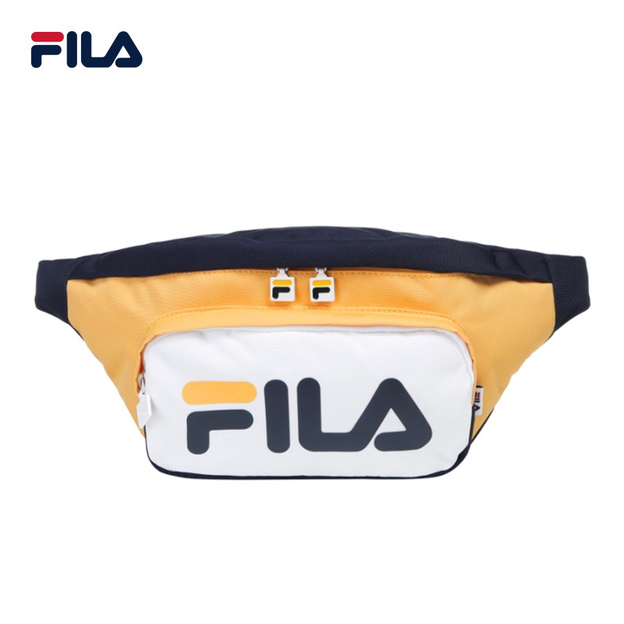 Túi đeo hông unisex FILA BTS - Global Inline - FS3BCC5310X-YELLOW