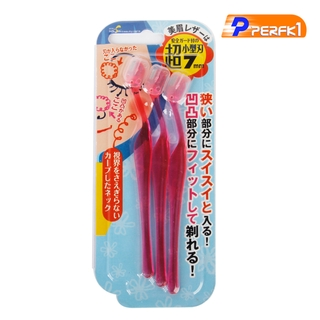 Hot-3pcs Makeup Eyebrow Trimmer Shaver Hair Remover Shaper Tools Women\'s