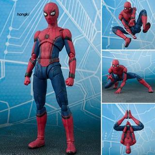 Mô hình nhân vật Spiderman 15cm độc đáo đẹp mắt