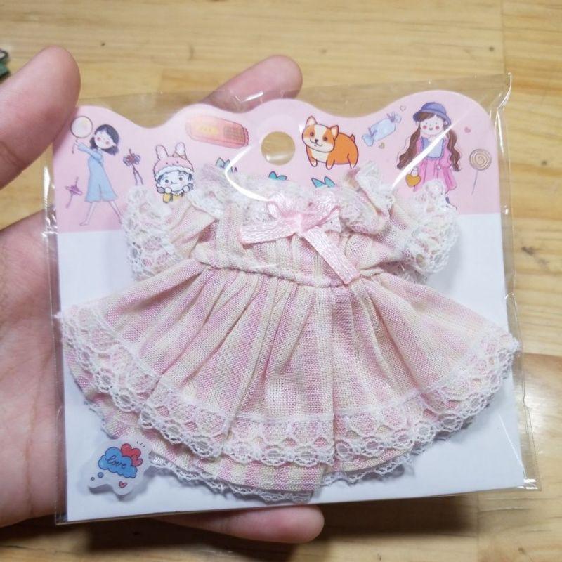 đầm công chúa handmade hàng taobao cho bjd 1/8