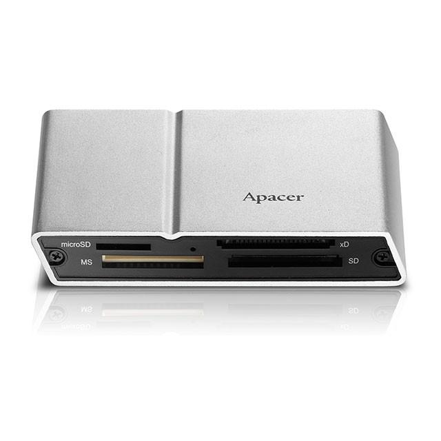 Apacer High Speed Card Reader USB 2.0 ของแท้ 100% รุ่น AM404
