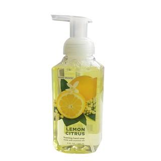 Nước rửa tay diệt khuẩn, an toàn, dịu nhẹ 325ml -Scent Theory Foaming Hand Soap Lemon Citrus