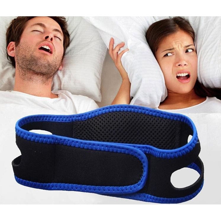 Đai chống ngáy và hở miệng khi ngủ ( X