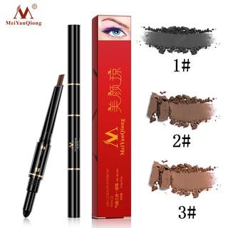 Bút kẻ lông mày trang điểm 3 màu tùy chọn chống nước tiện dụng hiệu MeiYanQiong thumbnail