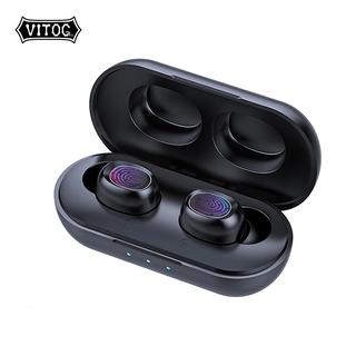 Tai nghe Bluetooth không dây Vitog B5 tích hợp micro cho điện thoại
