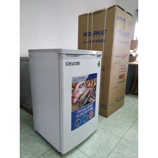 Tủ đông đứng Hòa Phát HUF 300SR1 106 lít 4 ngăn kéo tiện lợi