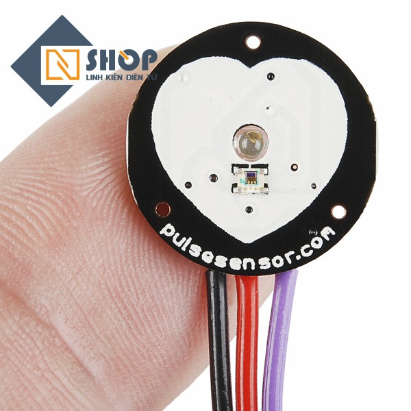 Cảm Biến Nhịp Tim Pulse Sensor - 3555765 , 987264056 , 322_987264056 , 66000 , Cam-Bien-Nhip-Tim-Pulse-Sensor-322_987264056 , shopee.vn , Cảm Biến Nhịp Tim Pulse Sensor