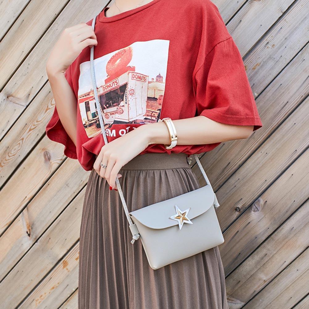 ❤Fashion Girls Star Messenger Bag Shoulder Clutch Handbag Crossbody Bags