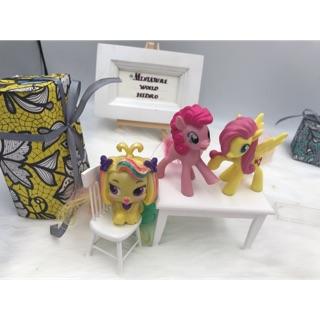 Sét ngựa Pony chính hãng và cún cưng disney