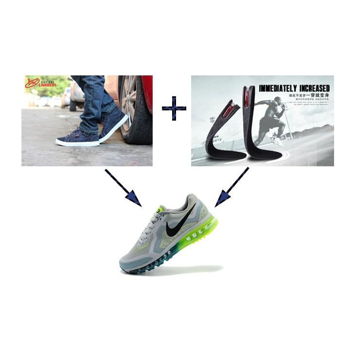 [FREESHIP 99K]Lót giày tăng chiều cao đệm khí cả bàn chân