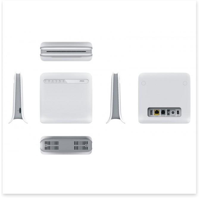 Bộ Phát Wifi Di Động ZTE MF253 4G LTE - MrPhukien
