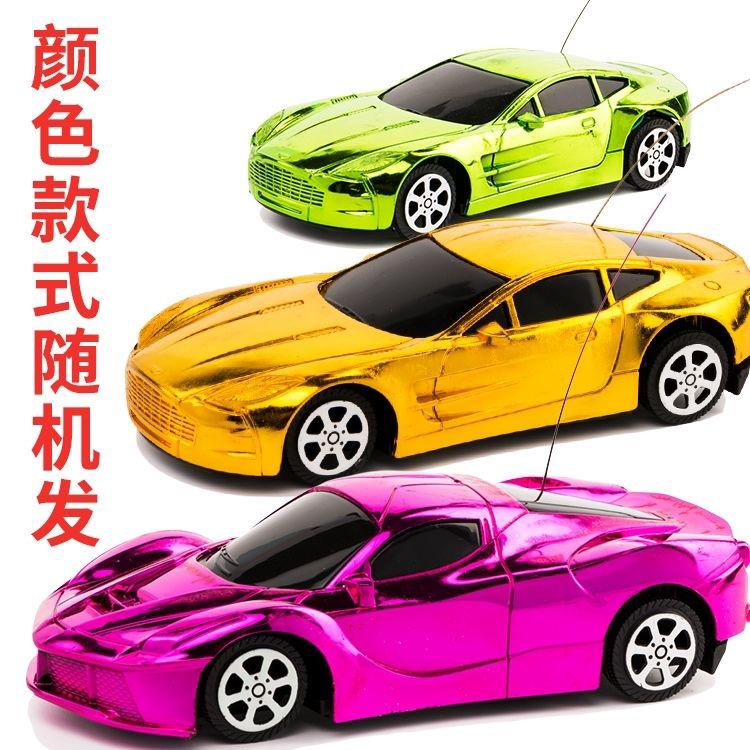 Children's electric remote control car simulation model 124 gifts a variety of multi-color toys wholesale