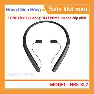 Tai nghe không dây LG TONE Flex HBS-XL7 - 100% Hàng Chính Hãng