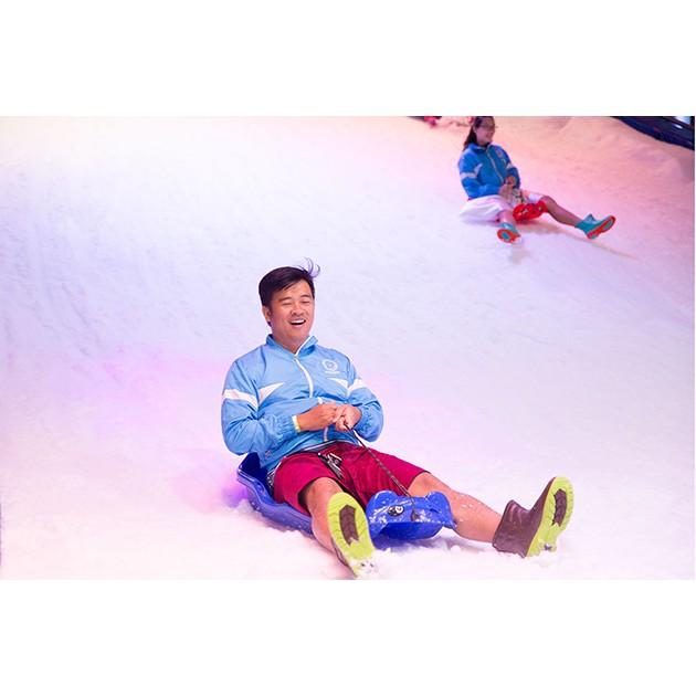 Hồ Chí Minh [Voucher] - Vui chơi thỏa thích Khu tuyết 04 Game Snow Town Sài Gòn