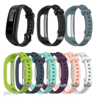 Dây đeo bằng silicon cho đồng hồ Huawei 4 Running Band 3e Band 4e