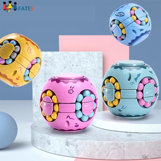 Đồ Chơi Khối Rubik Ma Thuật Nhiều Màu Sắc Sáng Tạo Cho Bé