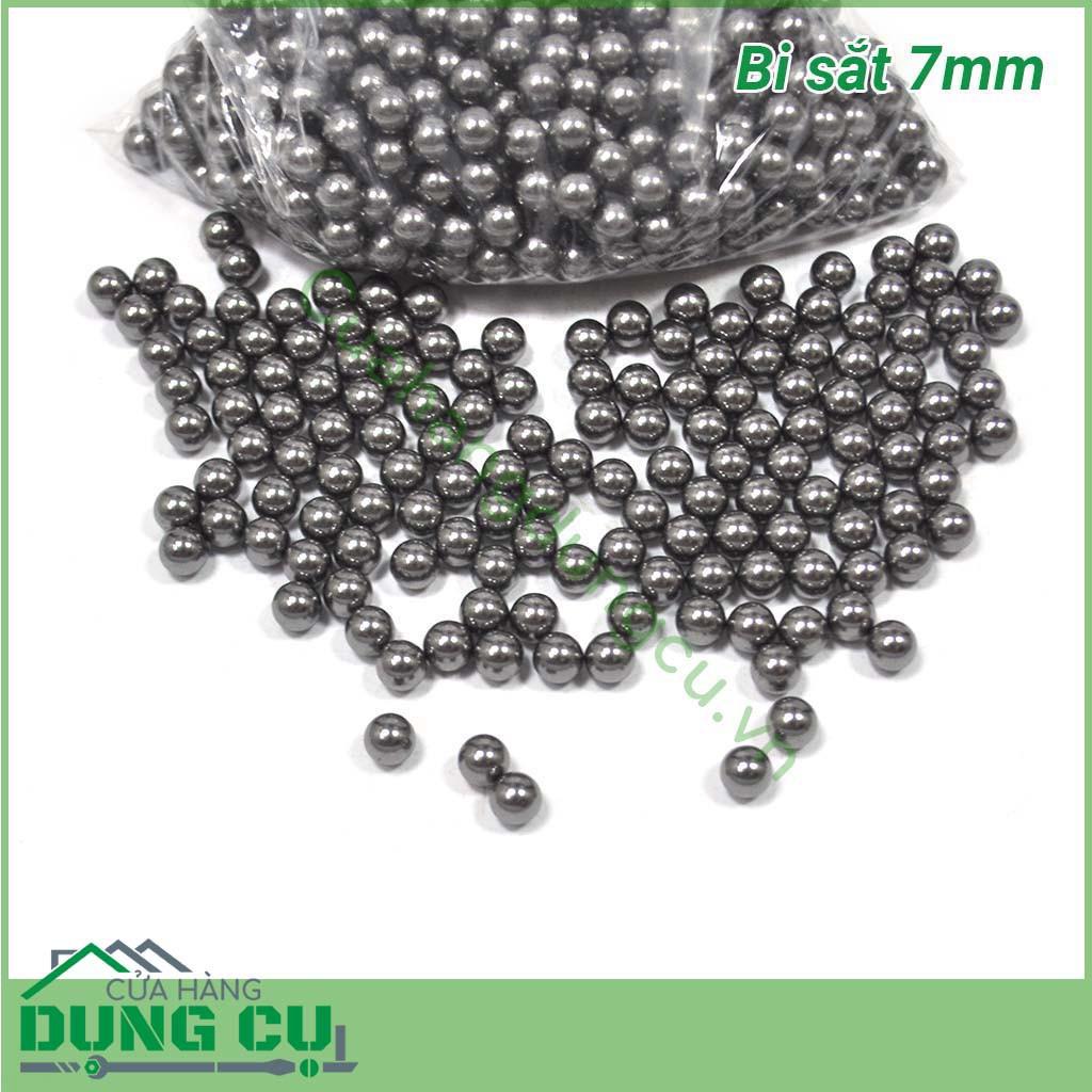 1000g bi sắt 7mm dùng cho ổ trục, vòng bi