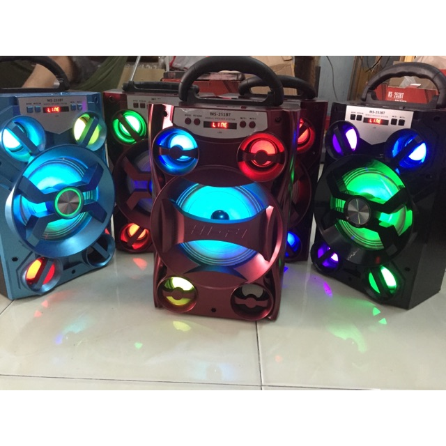 32x21 -Loa Bluetooth 253/252/251 BT Bass mạnh