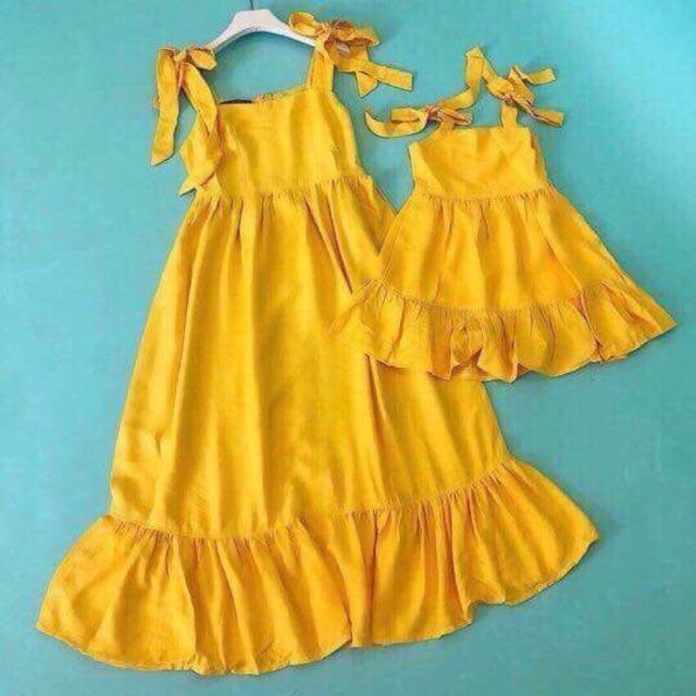 Set váy mẹ bé - 3538688 , 1289632510 , 322_1289632510 , 125000 , Set-vay-me-be-322_1289632510 , shopee.vn , Set váy mẹ bé