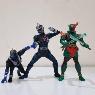 Mô hình HG Kamen Rider Hibiki