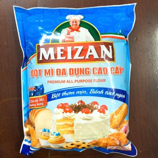 BỘT MÌ ĐA DỤNG CAO CẤP MEIZAN Gói 500g/1Kg