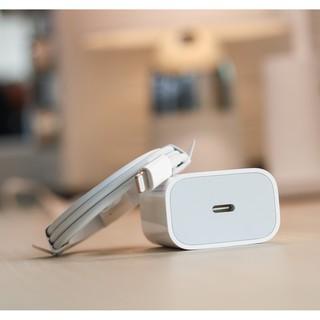 BỘ SẠC NHANH IPhone 8 9 X 11 12 Pro Max công suất 20W USB-C hàng chính hãng SẠC CỰC NHANH CÔNG NGHỆ PD thumbnail