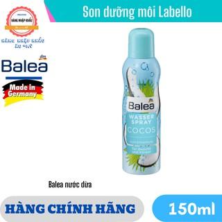 [HÀNG ĐỨC] Xịt khoáng Nước Dừa Balea 150ml thumbnail