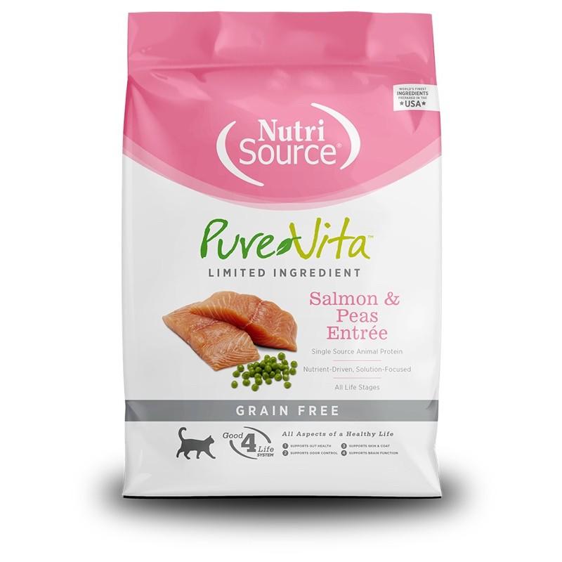 [Mã 267FMCGSALE giảm 8% đơn 500K] Pure Vita - Thức ăn cao cấp cho mèo (1kg)