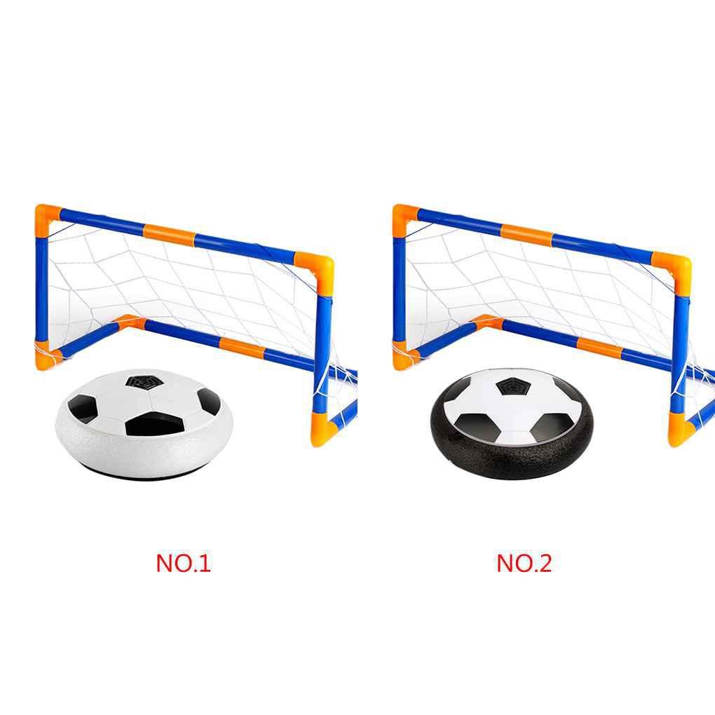 Kids Air Power Soccer Football Sport Children Toy LED Lighting Training Bal_FF86