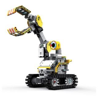 Bộ lắp ráp lập trình rô bốt UBTECH Jimu Robot-Builderbots (357 mảnh ghép)