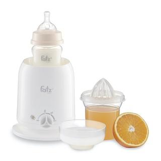 Máy hâm sữa và thức ăn siêu tốc 4 chức năng Fatz Baby FB3002SL thumbnail