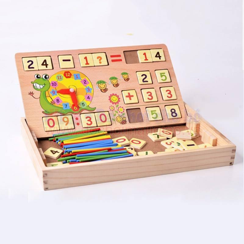Bảng ghép tính toán cho bé