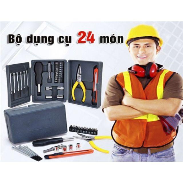 Bộ dụng cụ sửa chữa tại 24 món nhà giá rẻ