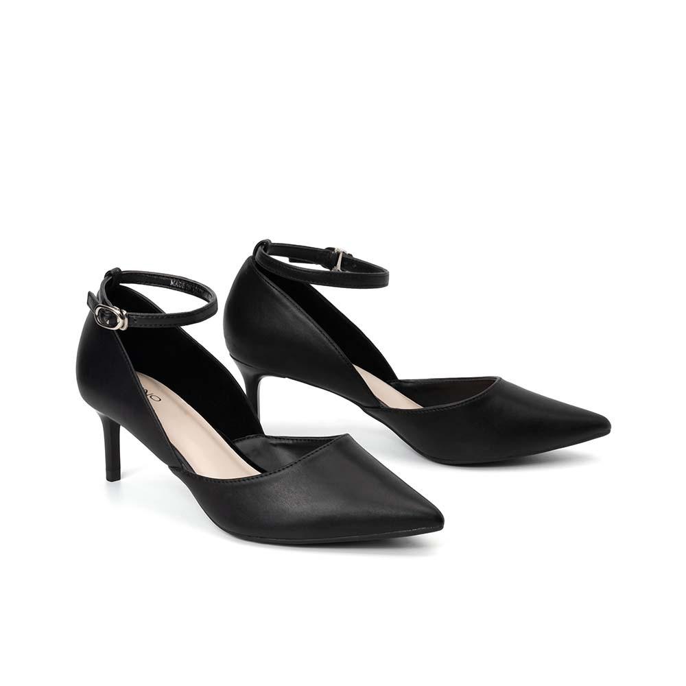 JUNO - Giày cao gót mũi nhọn gót thanh - CG