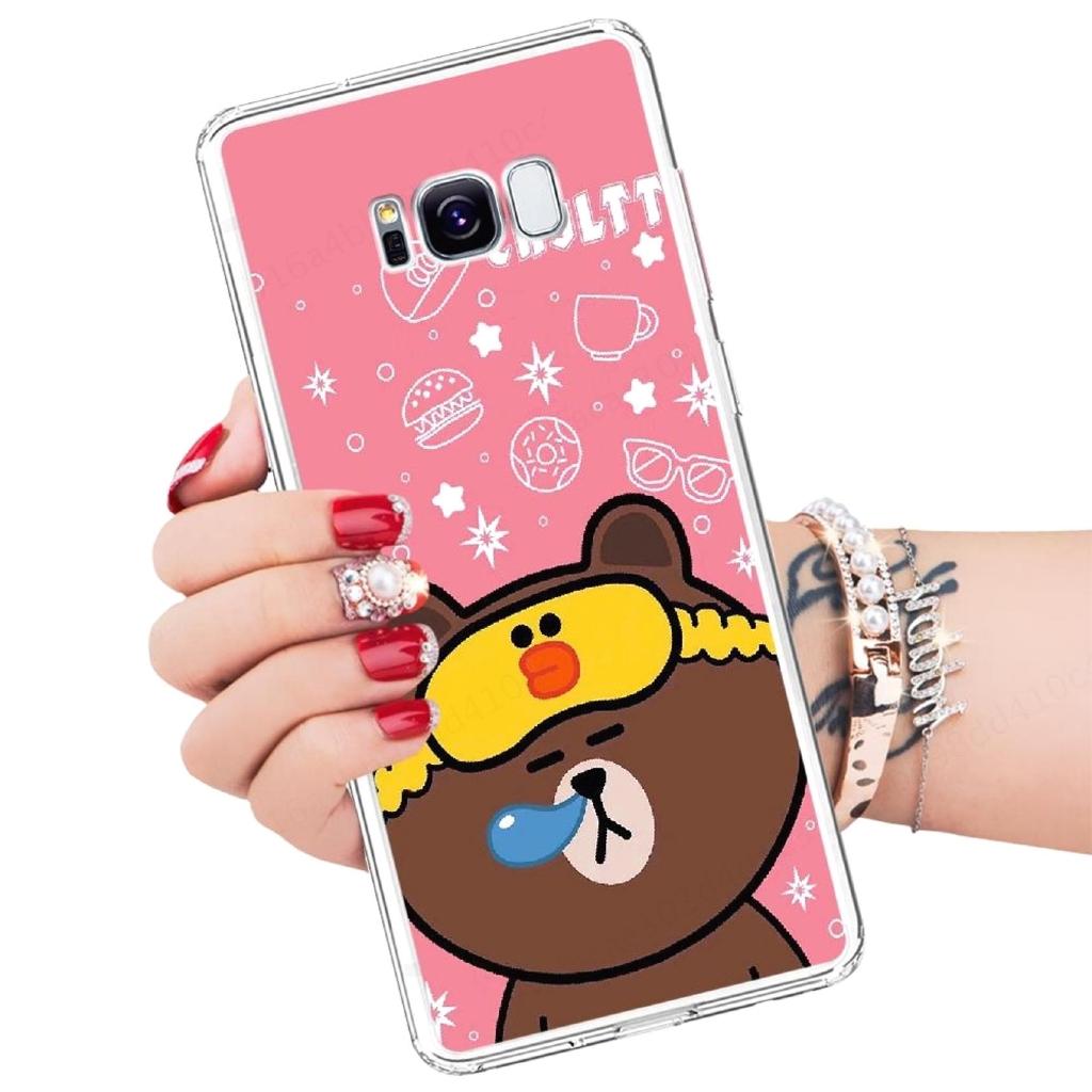 Ốp lưng điện thoại bằng TPU mềm dành cho Samsung Galaxy A3 A7 A6 A8 A9 A5 A40