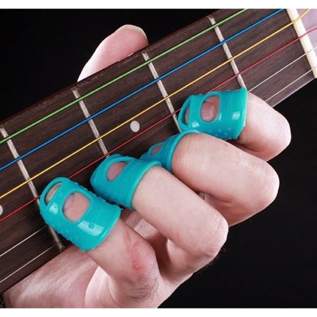Bọc ngón tay guitar tránh chai tay, đau tay | Shopee Việt Nam