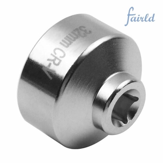 Oil Filter Wrench Accessories Replacement Silver 32mm Anti-corrosion Removal Tool Chrome Vanadium Steel Useful
