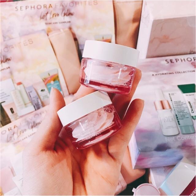 [Boscia] Kem dưỡng Tsubaki™ Swirl Two-Part Gel & Cream Deep Hydration Moisturizer
