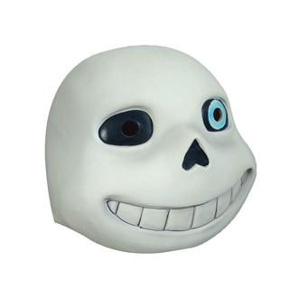 Mặt nạ đầu mắt xanh Hot Game Undertale Sans hóa trang Halloween mã UPS27 mã ZPI44