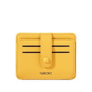 Hình ảnh Ví nữ mini TAOMICMIC dễ thương ngắn cầm tay nhiều ngăn nhỏ gọn bỏ túi thời trang cao cấp VD379-5