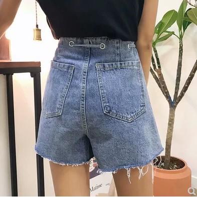 Quần Short Denim Cao Cấp, quần đùi jeans rách, quần đi chơi phong cách, quần đẹp, quần giá rẽ