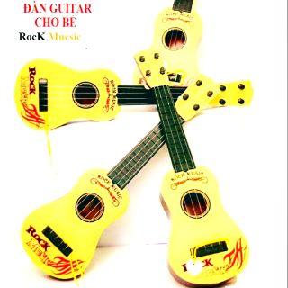 Đồ chơi Đàn guitar y như thật cho bé