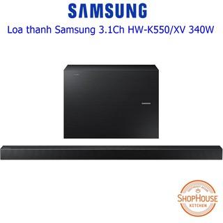 Loa Thanh Samsung 3.1CH 340W HW-K550