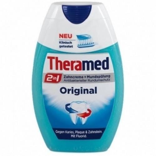 Kem đánh răng cho bé Theramed original 2in1 từ Đức