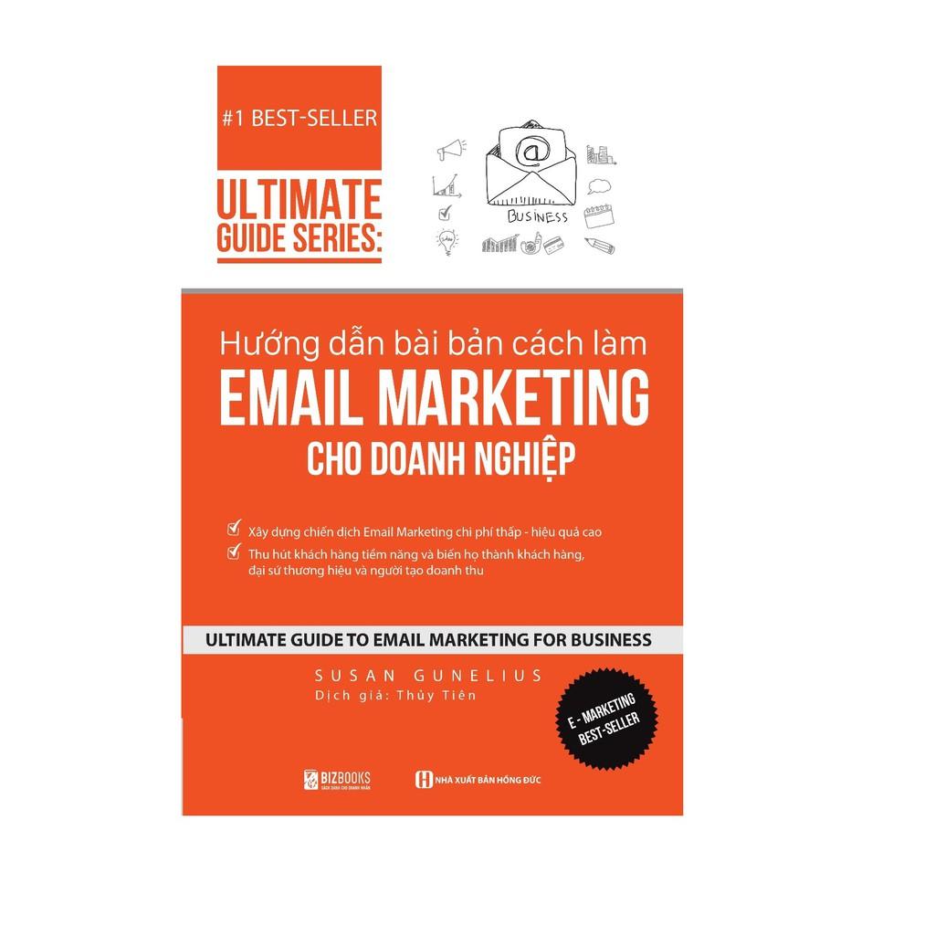 Sách - Hướng dẫn bài bản cách làm Email Marketing cho doanh nghiệp